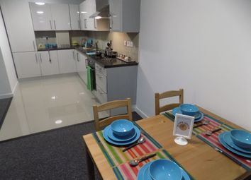 Thumbnail 6 bed shared accommodation to rent in Infirmary Road, Sheffield
