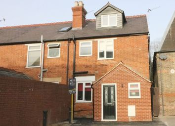 Thumbnail 3 bed semi-detached house for sale in Runnemede Road, Egham