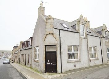 Thumbnail 2 bed terraced house for sale in 1, The Square, Aberchirder, Huntly AB547Ta