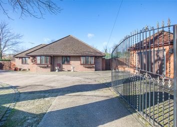 Thumbnail 3 bed bungalow for sale in Springhead Road, Northfleet, Kent