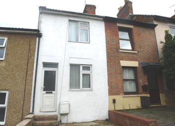 Thumbnail 2 bed terraced house to rent in Belle Vue Road, Swindon