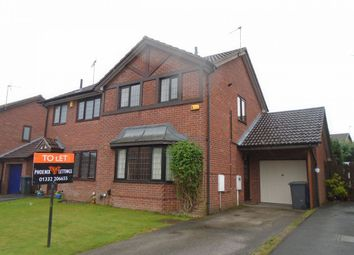 Thumbnail 3 bed semi-detached house to rent in 3 Bedroom Semi-Detached House, Partridge Way, Mickleover