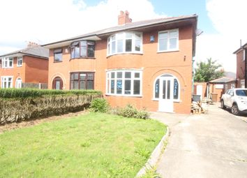 Thumbnail 3 bed semi-detached house for sale in Boulevard, Preston