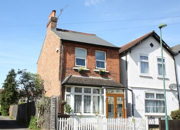 Thumbnail 3 bedroom detached house for sale in Wolseley Road, Mitcham Junction, Mitcham