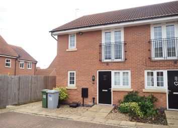 Thumbnail 1 bed semi-detached house for sale in Apple Avenue, Fernwood, Newark