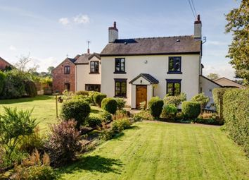 Thumbnail 4 bed detached house for sale in Sandon Road, Hilderstone, Stone