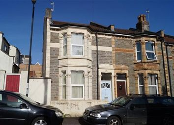 Thumbnail 2 bed end terrace house for sale in Rene Road, Easton, Bristol