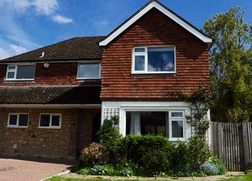 Thumbnail 5 bed detached house to rent in Oaklands Road, Groombridge, Tunbridge Wells