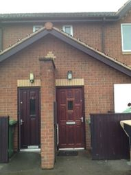 Thumbnail 1 bed flat to rent in Mickle Court, Temple Street, Castleford, Wakefield