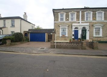 Thumbnail 4 bedroom semi-detached house for sale in Waterloo Road, Sutton, Surrey