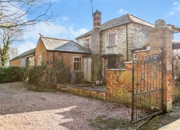 Thumbnail 4 bed detached house for sale in Chapel Street, Long Lawford, Rugby