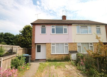 Thumbnail 1 bedroom flat to rent in Ashcroft Road, Ipswich, Suffolk