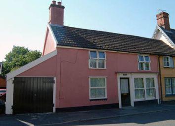 Thumbnail 3 bedroom end terrace house to rent in Queen Street, Stradbroke, Eye