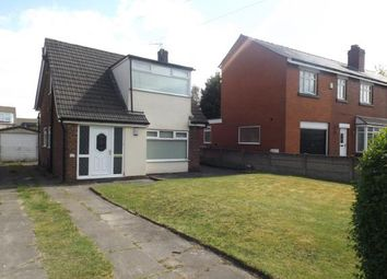 Thumbnail 3 bed detached house for sale in Church Lane, Lowton, Warrington, Cheshire