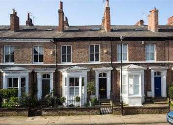 East Mount Road, York YO24. 4 bed terraced house for sale