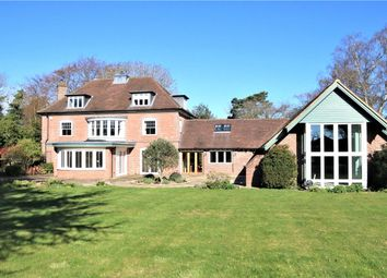 Thumbnail 6 bed detached house for sale in Bethesda Street, Upper Basildon, Berkshire