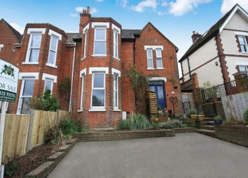 Thumbnail 3 bed semi-detached house for sale in Botley Road, Bishops Waltham, Southampton