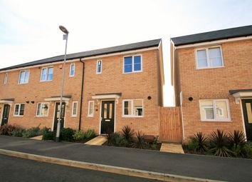 Thumbnail 2 bed end terrace house for sale in Bamboo Crescent, Braintree