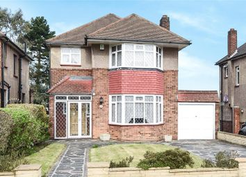 Thumbnail 3 bed detached house for sale in Cathcart Drive, Orpington