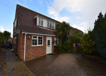 Thumbnail 3 bedroom semi-detached bungalow to rent in Monks Haven, Stanford-Le-Hope, Essex