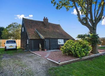Thumbnail 4 bed detached house for sale in Kingsmans Farm Road, Hockley, Essex