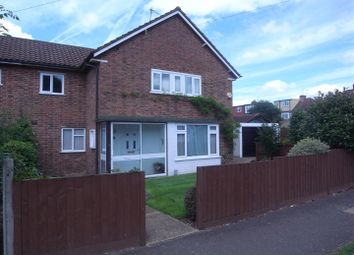 Thumbnail 4 bed semi-detached house to rent in Brookfield Gardens, Claygate, Esher