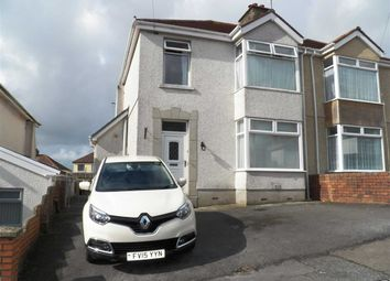 Thumbnail 3 bed semi-detached house for sale in High Mead Avenue, Llanelli
