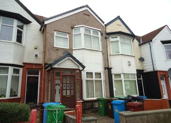 Thumbnail 3 bed terraced house for sale in Delaunays Road, Manchester