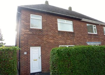 Thumbnail 3 bed semi-detached house for sale in Hazlitt Place, Seghill, Cramlington