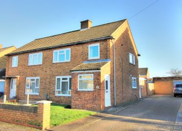 Thumbnail 3 bed semi-detached house for sale in Pettit Road, Godmanchester