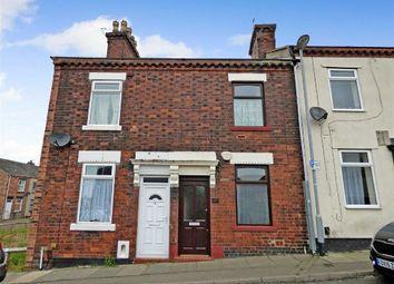 Thumbnail 3 bed terraced house for sale in Upper Hillchurch Street, Hanley, Stoke-On-Trent