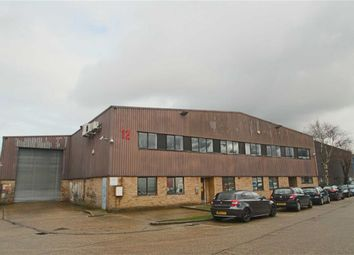 Thumbnail Light industrial to let in Grand Union Industrial Estate, Abbey Road, London