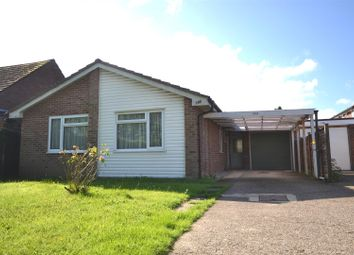 Thumbnail 3 bed detached bungalow for sale in Worting Road, Worting, Basingstoke