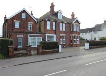 Thumbnail 2 bed flat for sale in Dover Road, Walmer
