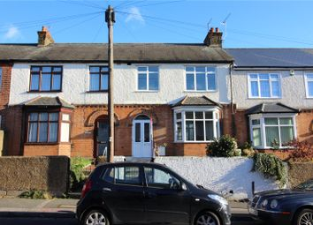 Thumbnail 3 bed terraced house to rent in Devonshire Road, Gravesend, Kent