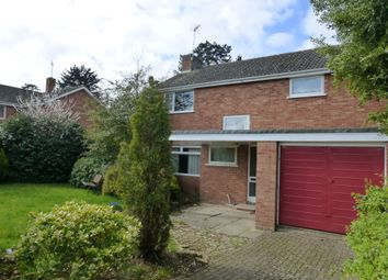 Thumbnail 4 bed detached house for sale in Haines Park, Taunton