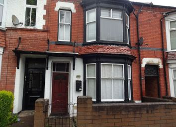 Thumbnail 3 bed block of flats for sale in 89 & 89A Winchester Avenue, Off Narborough Road, Leicester