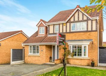 Thumbnail 4 bedroom detached house for sale in Holmecroft Chase, Westhoughton, Bolton, Greater Manchester