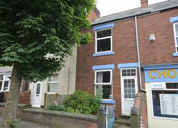 Thumbnail 2 bed terraced house for sale in York Street, Hasland, Chesterfield, Derbyshire