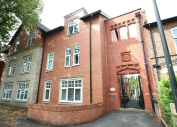 Thumbnail 2 bed flat for sale in Oak Road, Hale, Altrincham
