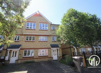 Thumbnail 4 bed town house for sale in Monk Terrace, Vancouver Road, London