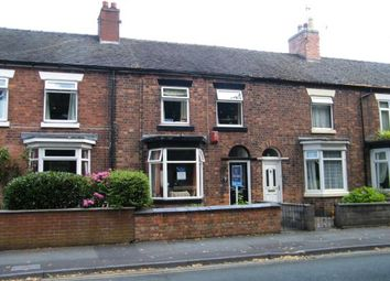 Thumbnail 3 bed terraced house for sale in Park View, Nantwich, Cheshire