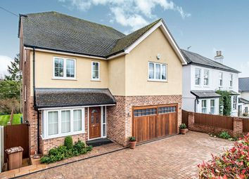 Thumbnail 5 bed detached house for sale in Abbots Road, Abbots Langley