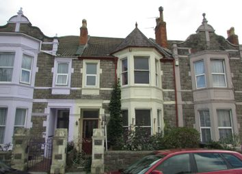 Thumbnail 5 bed terraced house for sale in 40 Clifton Road, Weston-Super-Mare, North Somerset
