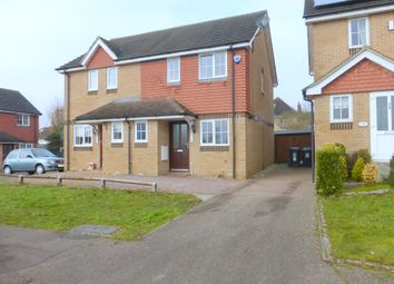 Thumbnail 2 bedroom semi-detached house for sale in Ivory Court, Hemel Hempstead