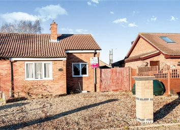 Thumbnail 1 bed semi-detached bungalow for sale in Gorse Close, Lakenheath, Brandon