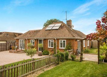 Thumbnail 4 bedroom detached bungalow for sale in Pack Lane, Kempshott, Basingstoke