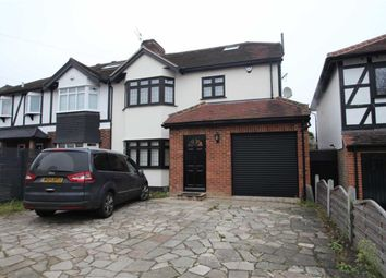 Thumbnail 4 bed semi-detached house for sale in Farm Way, Buckhurst Hill, Essex