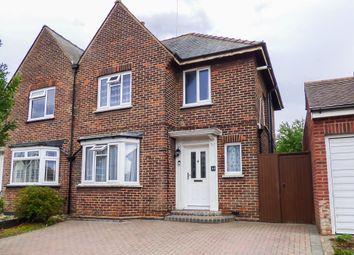 Kings Drive, Gravesend, Kent DA12. 3 bed semi-detached house