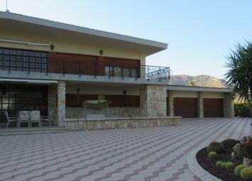 Thumbnail 5 bed villa for sale in Spain, Valencia, Alicante, Elda